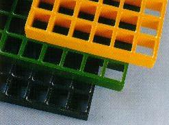 Square Mesh FRP Molded Grating - good quality, low prices, and worldwide delivery from Lance Brown Import-Export